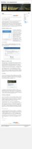 WordPress 2010 Twenty Ten
