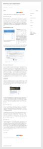 WordPress WordPress 2012 Twenty Twelve